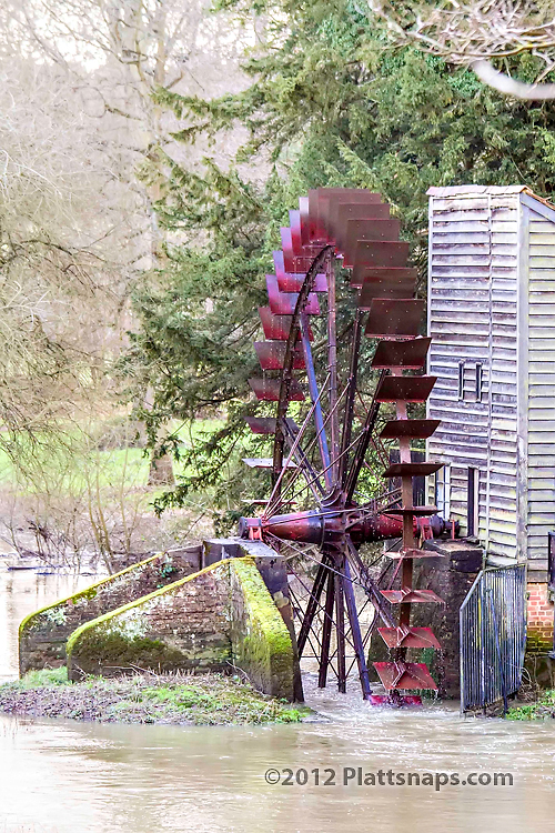 What a Water Wheel